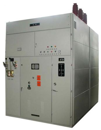 交流50hz单母线及单母线带旁路系统的户内成套装置